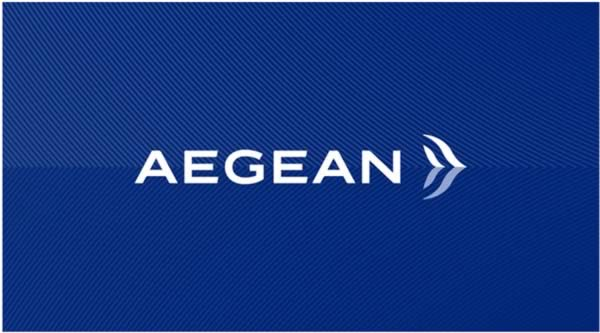 Aegean Air logo